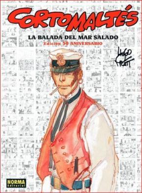 Corto Maltés. La balada del mar salado. Edicón 50 aniversario