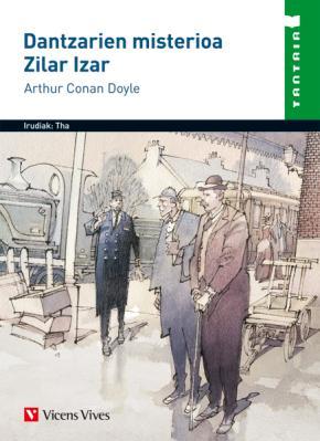 Dantzarien Misterioa Zilar Izar(tantaia)