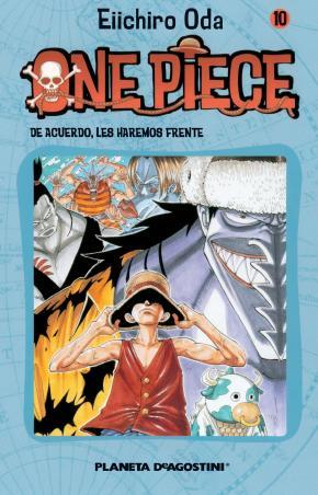 One Piece nº 10