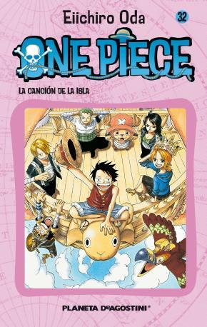 One Piece nº 32