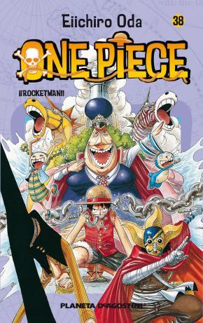 One Piece nº 38