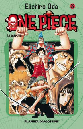 One Piece nº 39