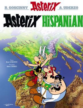 Asterix Hispanian