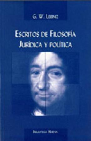 Escritos de Filosofía Jurídica y Política