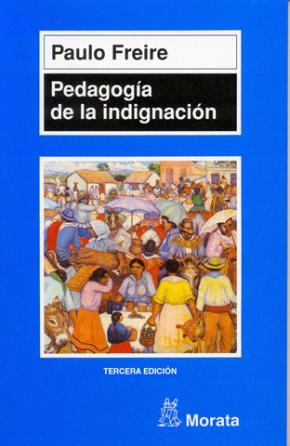 Pedagogía de la indignación