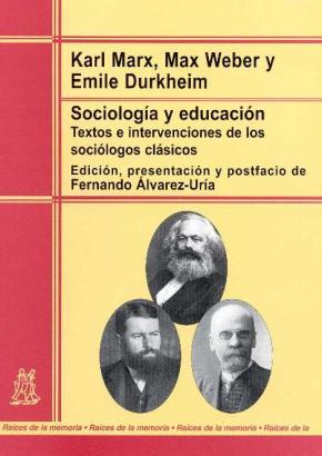 Sociología y educación