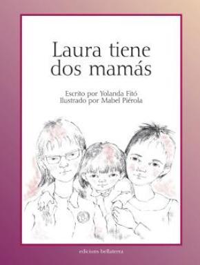 LAURA TIENE DOS MAMAS