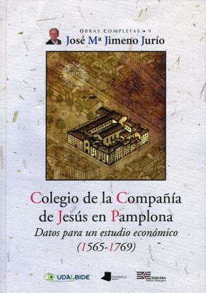 """Colegio de la Compa_ia de Jes""""s en Pamplona"""