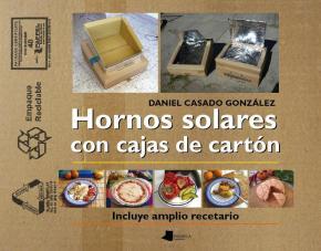 Hornos solares con cajas de cartãn