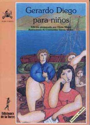 Gerardo Diego para niños