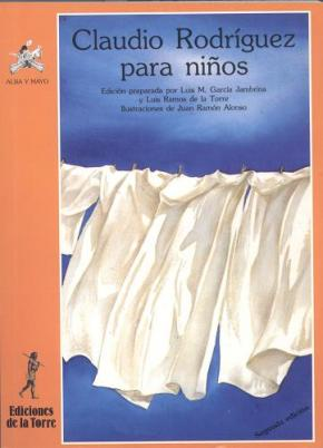 Claudio Rodríguez para niños