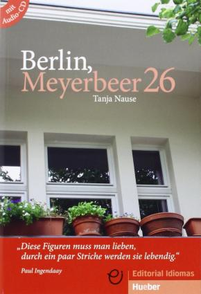BERLIN, MEYERBEER 26 Libro+CD