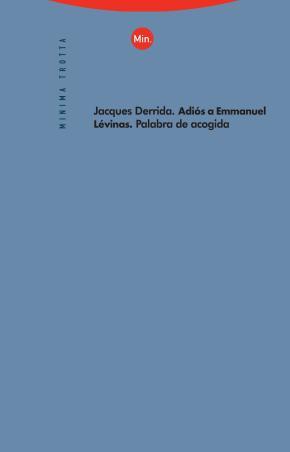 Adiós a Emmanuel Lévinas