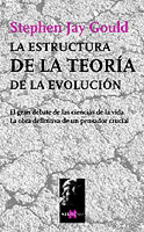 La estructura de la teoría de la evolución