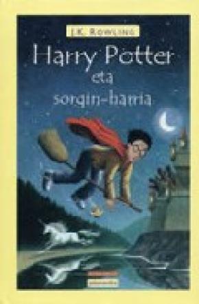 Harry Potter eta sorgin-harria