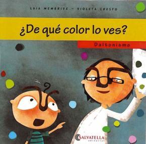 Daltonismo-¿de qué color lo ves?