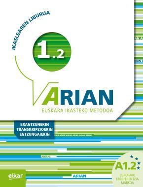 Arian A1.2 Ikaslearen liburua