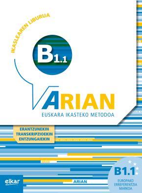 Arian B1.1 Ikaslearen liburua ( +CD audio )
