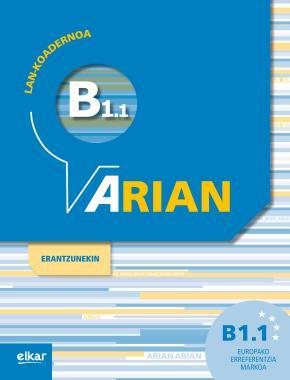 Arian B1.1. Lan-koadernoa