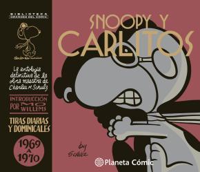 Snoopy y Carlitos 1969-1970 nº 10/25