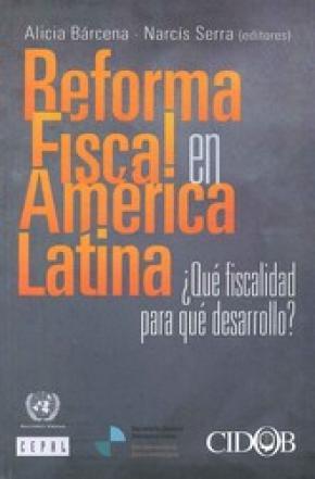 REFORMA FISCAL EN AMERICA LATINA