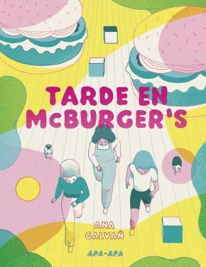 TARDE EN MCBURGER'S