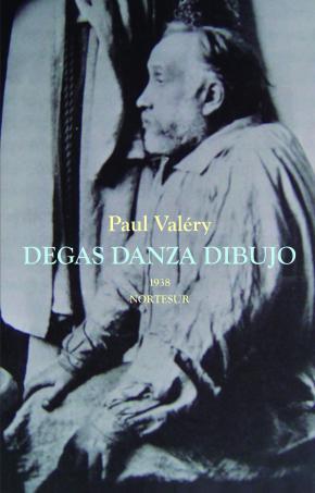 Degas danza dibujo