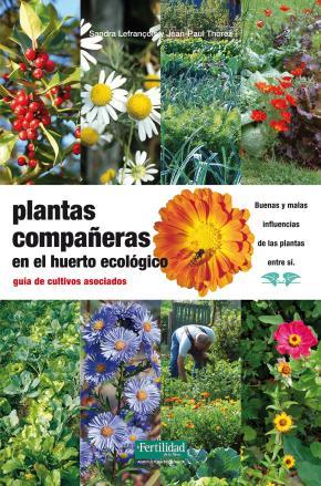 Plantas compañeras del huerto