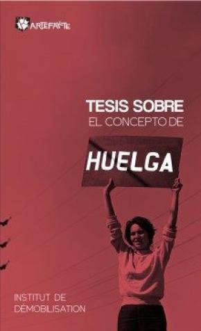 TESIS SOBRE EL CONCEPTO DE HUELGA