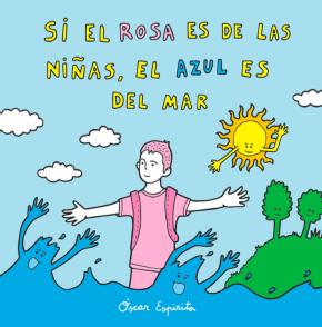 Si el rosa es de las niñas, el azul es del mar