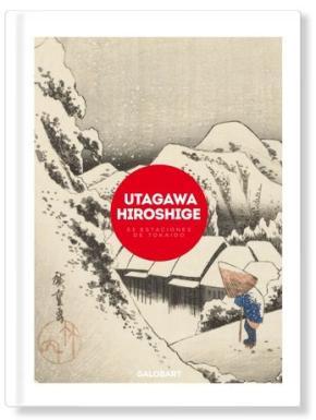 HIROSHIGE 53 ESTACIONES DE TOKIDO