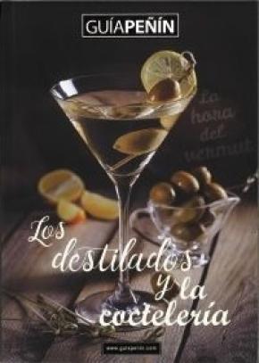 Guia Peñin los destilados y la coctelería 2018