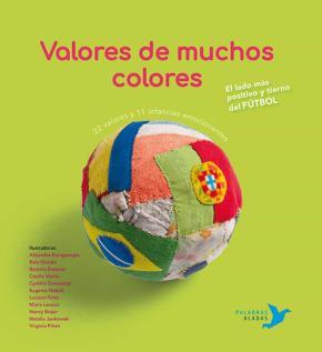 Valores de muchos colores