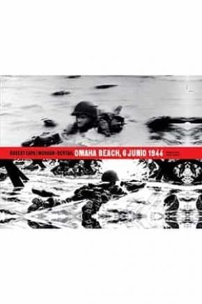 Robert Capa,Omaha beach 6 junio 1944