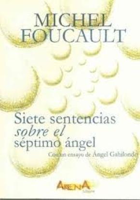 SIETE SENTENCIAS SOBRE EL SEPTIMO ANGEL   F-01 (3ª