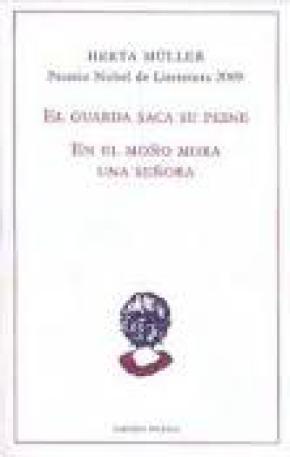 GUARDA SACA SU PEINE/EN EL MOÑO MORA UNA...