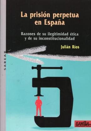 PRISION PERPETUA EN ESPAÑA