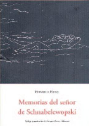 MEMORIAS DEL SEÑOR DE SCHNABELEWOPSKI B-115