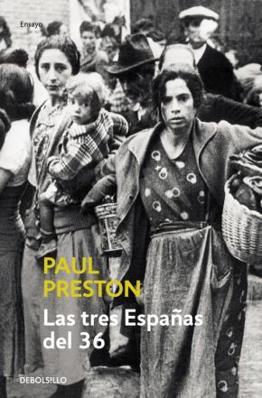Las tres Españas del 36