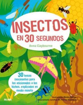 Insectos en 30 segundos