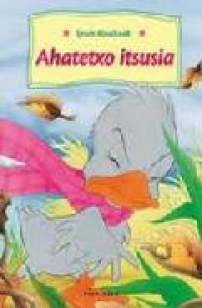 Ahatetxo itsusia