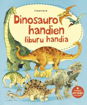 Dinosauro handien liburu handia