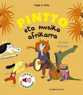 Pintto eta musika afrikarra