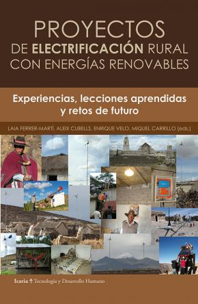 PROYECTOS DE ELCTRIFICACIÓN RURAL CON ENERGÍAS RENOVABLES