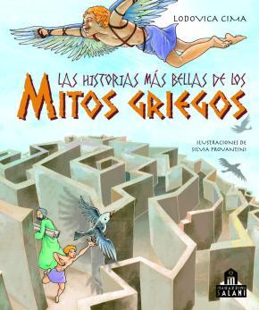 LAS HISTORIAS MÁS BELLAS DE LOS MITOS GRIEGOS