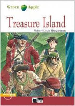 TREASURE ISLAND. STEP TWO