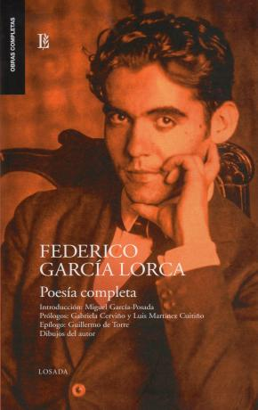 POESIA COMPLETA - FEDERICO GARCIA LORCA