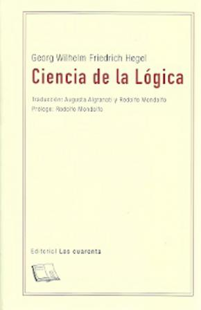 CIENCIA DE LA LÓGICA