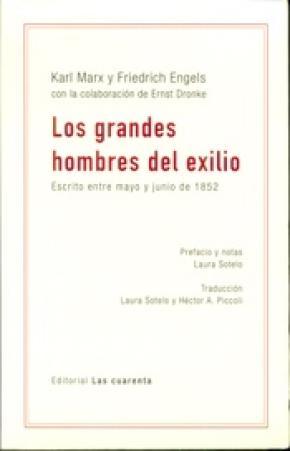 LOS GRANDES HOMBRES DEL EXILIO