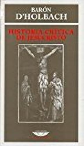 HISTORIA CRITICA DE JESUCRISTO